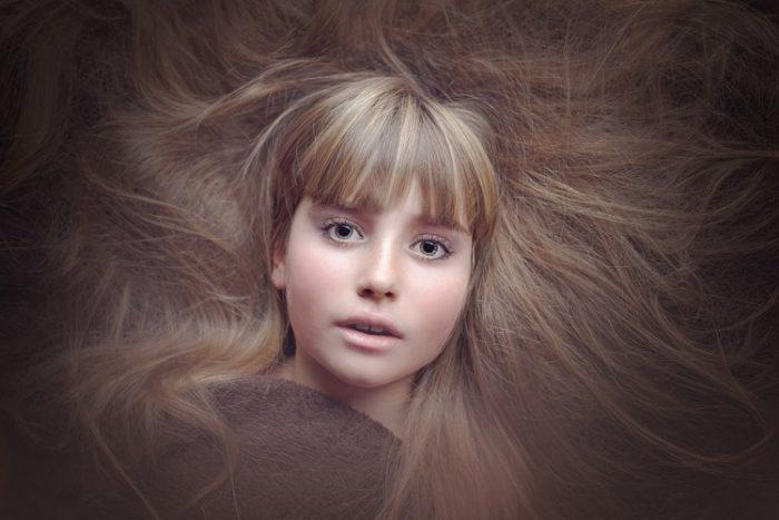 Делаем мелирование волос в домашних условиях