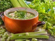 Рецепт сельдереевого супа — полезное и вкусное блюдо, способствующее похудению