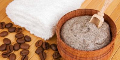 Маски и скрабы для тела из кофе — польза и рецепты