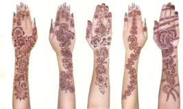 Временные татуировки хной: что это такое, как они выполняюся и сколько времени служат