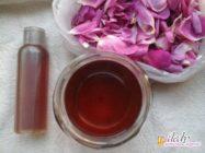 Рецепт приготовления розовой воды для ухода за кожей