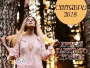 Лунный календарь стрижек на сентябрь 2018 по дням