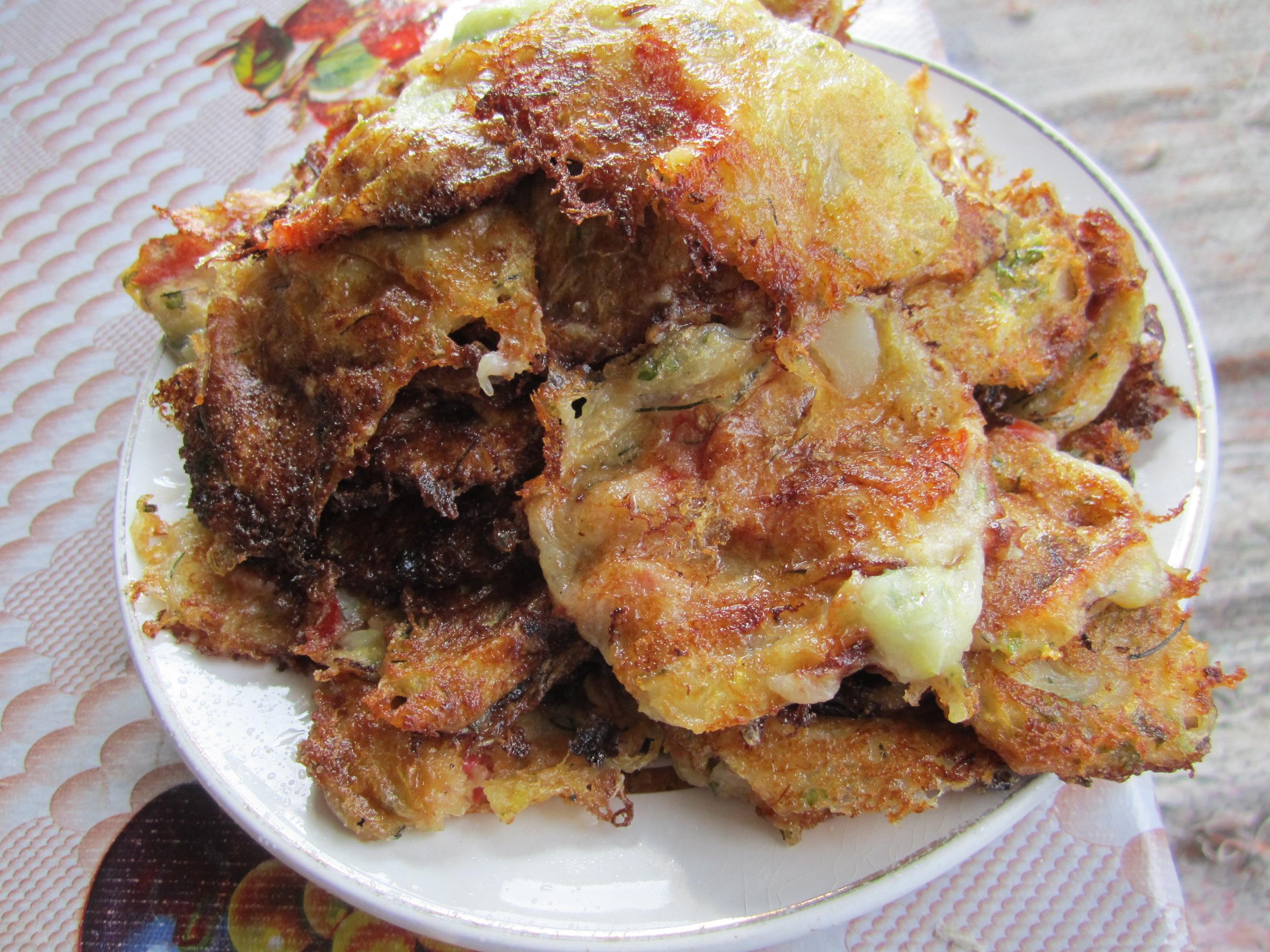 Рецепты оладий из кабачков с пошаговым фото