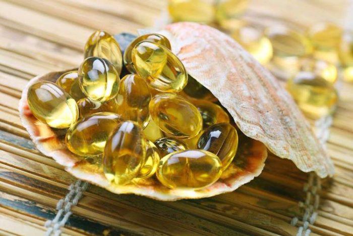 Рыбий жир от морщин вокруг глаз - рецепты масок для лица
