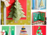 Открытки к Новому году своими руками — 7 оригинальных идей