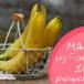 Маска из банана для лица — спасение для сухой кожи с морщинами!