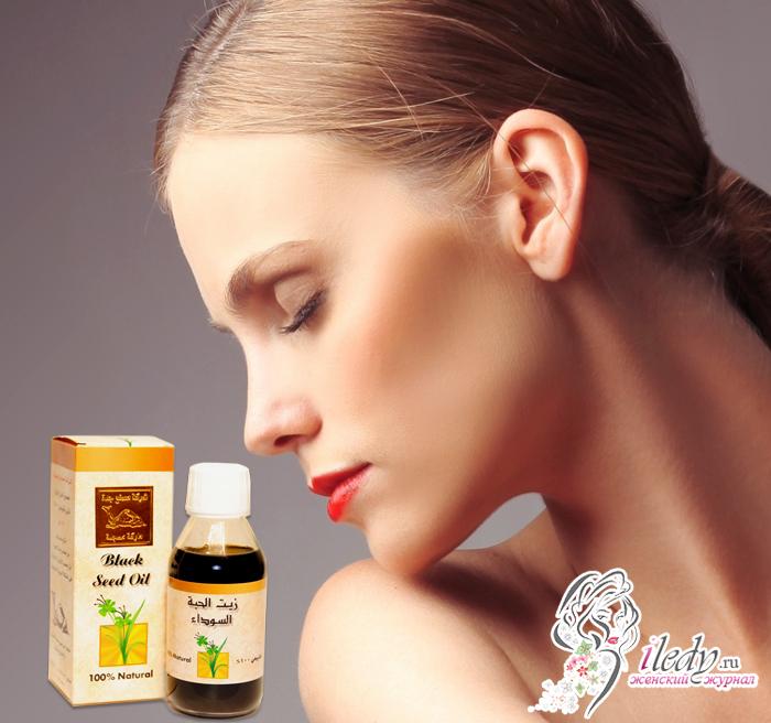 Масло черного тмина для лица — тонизирует, выравнивает и омолаживает кожу