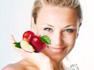 Маски для лица из яблок от морщин и прыщей