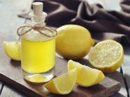 Яблочный уксус и лимон против целлюлита