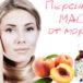 Применение персикового масла для избавления от морщин