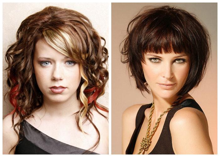 Стрижки для жёстких волос - укрощаем непослушные пряди!